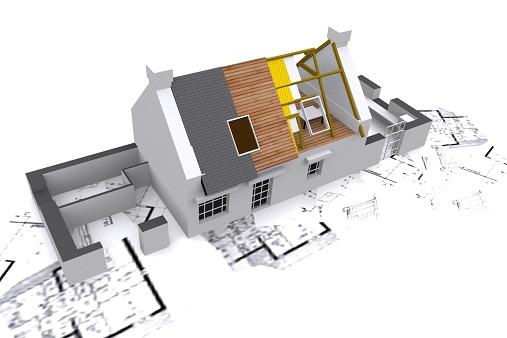 Es Gibt Viele Gründe, Die Eigene Immobilie Fit Für Die Zukunft Zu Machen:  Sie Soll Sicherer Werden Und Es Soll Der Wohnkomfort Verbessert, ...